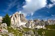 Rotwandhütte, Dolomiten