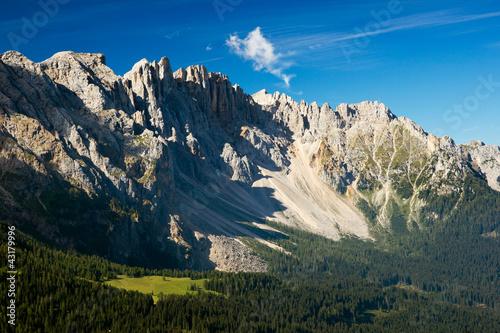 Latemarmassiv, Dolomiten