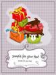 Muffin, Cupcakes mit Geschenken