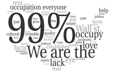 We are 99% tag cloud