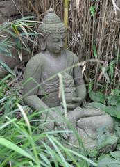 Indische Götterfigur