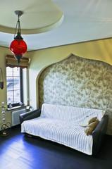 room in oriental style
