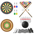 icon of games for leisure vector illustration