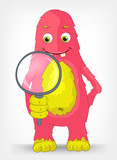 Funny Monster. Search.