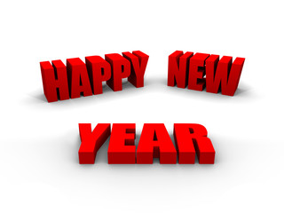 Happy New Year - 1
