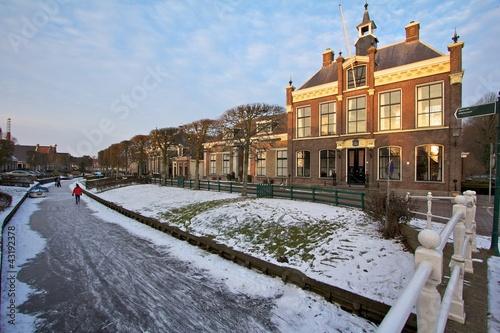 IJlst in wintertime - 43192378