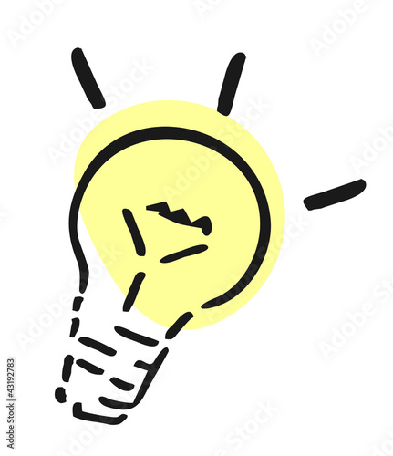 Idea icon design