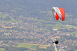 Un vol en parapente