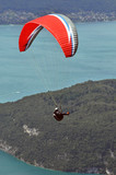 Fototapeta spadochroniarstwo - spadochron - Poza Pracą / Sporty