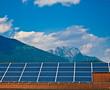 Solar panel photovoltaic energy