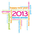 2013 tag cloud bunt