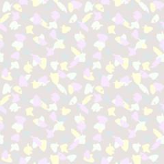 Seamless Background - Pastel Blots