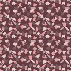 Seamless Background - Blots