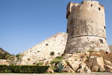 Old Tower In Marciana Marina
