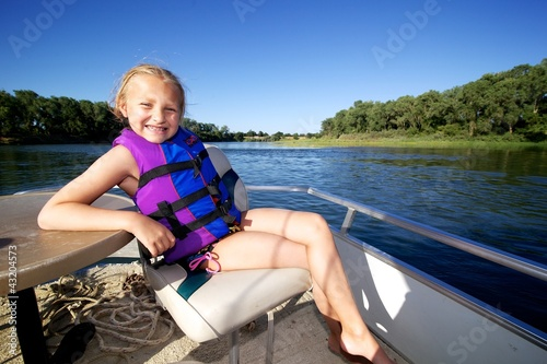 Riding on the Bow
