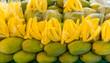 Mangos at marketplace.