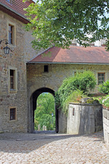 Burg Creuzburg (Thüringen)