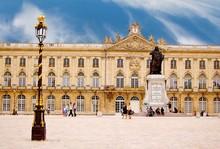 La place Stanislas à Nancy en Lorraine, France