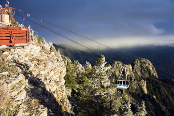 Sandia Mountains Tramway