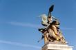 Rom Nationaldenkmal Viktor Emanuel II Detail