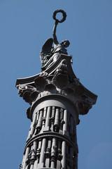 Колонна Славы на Троицком проспекте