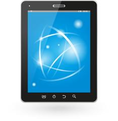 Tablet, Computer, Vektor