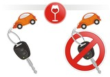 alcol test - go and stop
