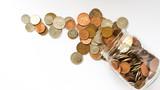 money jar - 43227770