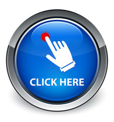"""Click Here"" icon"