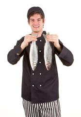 Fish chef
