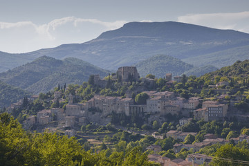 Montbrun les Bains in Provence