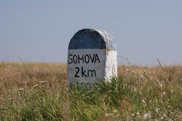 2 km to Somova, Tulcea, Romania