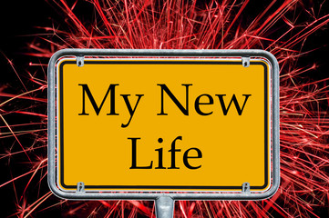 Sign - My New Life