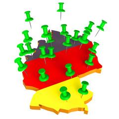 Standorte Deutschland