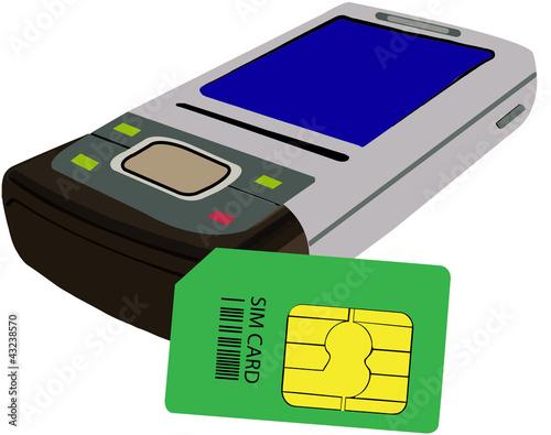 sim card by fiore26,