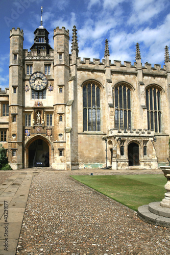 Trinity College, Cambridge University