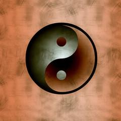 Symbole Yin Yang 1