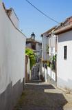 street in old town, Granada, Spain