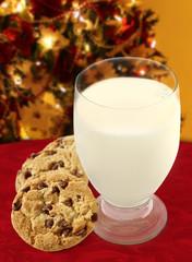 Milk and Cookies For Santa
