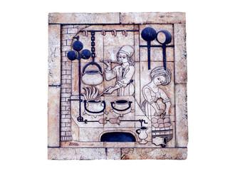 cozinha de um convento