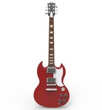 Gibson Solid Red
