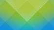 Green-Blue cubic background Cuci