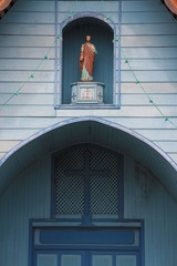 Guyane - Eglise de Mana