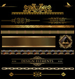 Design golden elements