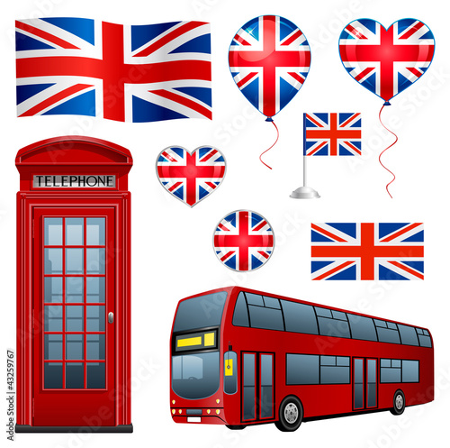 United Kingdom set