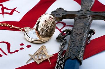 freemasonry symbolic objects