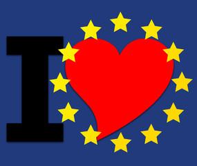 I love Europe!