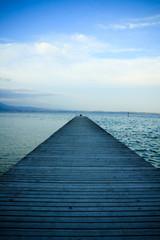 passarella sul lago