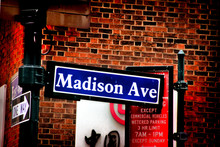 Papier Peint - MADISON AVENUE