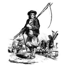 Trad. Peasant - Agriculteur - Bauer